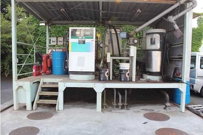 葛飾油槽所