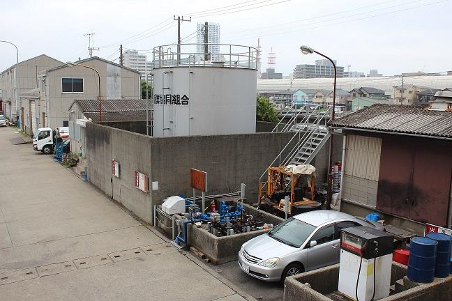 船橋油槽所